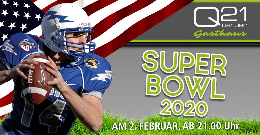 Super Bowl Q21 Hamburg